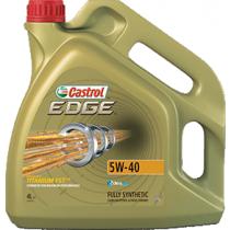 Castrol Edge 5W-40 FST Titanium 4L